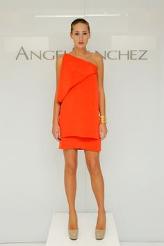 Such a pretty color from Angel Sanchez