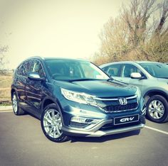 2015 CR V Facelift!