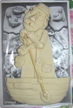 Картина панно рисунок Лепка Мазай Соленное тесто Тесто соленое фото 2
