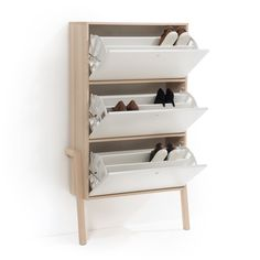 Shoe Storage Cabinet, Storage Cabinets, Shoe Tidy, Armoire, Pine Wardrobe, Hall Stand, Narrow Shoes, Cabinet Dimensions, Wood Sizes