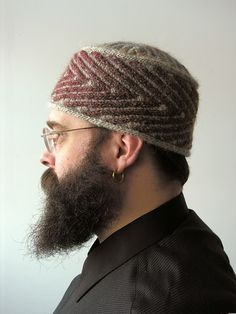 Ravelry: Traveling Rib Hat pattern by Danny Ouellette