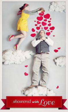 I love Lauren's Valentines photo! SO MUCH.