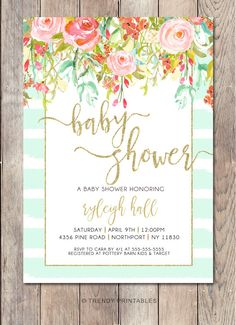 This listing is for one high resolution, printable digital file of a personalized invitation. No materials will be shipped to you.  Click below