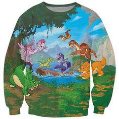 #landbeforetime #sweater