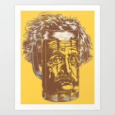 Ein+Stein+Art+Print+by+Joshua+Kemble+-+$15.00