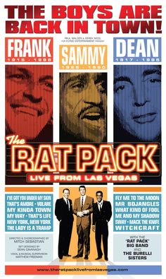 The Rat Pack Live From Las Vegas Gaiety Theatre, Dublin