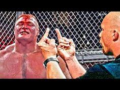 WWE 2K17: Goldberg vs. Stone Cold Steve Austin vs. Brock Lesnar (WWE Survivor Series 2016) - YouTube