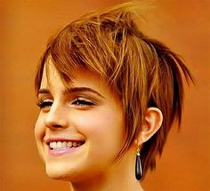 Hair Style & Beauty, Pixie Haircut For Thick Hair ~ Pixie Haircut Shaggy Pixie Cuts, Shaggy Haircuts, Short Pixie Haircuts, Hairstyles Haircuts, Short Hair Cuts, Short Hair Styles, Pixie Styles, Long Pixie, Easy Hairstyles For Thick Hair