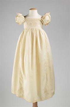 American  Cotton Infants Dress 1813