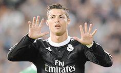 """ Ludogorets Razgrad 1-2 Real Madrid | October 1st, 2014 C. Ronaldo 25' (P) K. Benzema 77' """