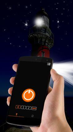 Police Flashlight- screenshot