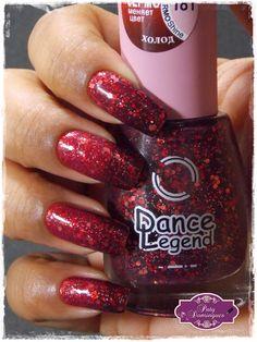 181 - Dance Legend - Termo Shine #dancelegend #patydomingues
