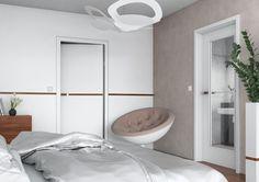 Designové interiérové dveře Sapeli - LINUM dveře do ložnice Divider, Mirror, Room, Furniture, Shopping, Design, Home Decor, Doors, Bedroom