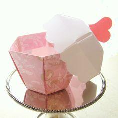 Cupcake Box. cuetst thing ever