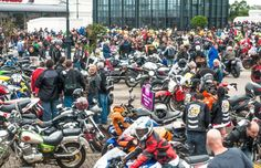 Pavilion Shopping Centre supports Durban West Tourism Toy Run Magnifying Glass, November 2015, Shopping Center, Pavilion, Centre, Tourism, Running, Toys, Shopping Mall