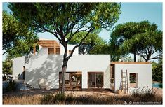 CA LA BRISA - Bataille Living Casa San Sebastian, Villa, Exclusive Homes, Mediterranean Homes, Lush Green, Native Plants, Modern Luxury, Luxury Homes, Beautiful Homes