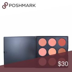 •NWT• Morphe 9N Blush Palette Brand new, never swatched or used! The new blush palette released by Morphe this year. I'm pretty sure Jaclyn Hill was raving about it before it was even released 😅 Beautiful peachy and neutral tones. Makeup Blush