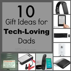 10 Tech Gadgets Gifts For Dad