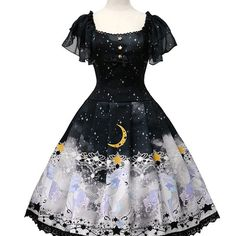 Planetary dreamer op (black)... so cute! wonder if it comes in a JSK?