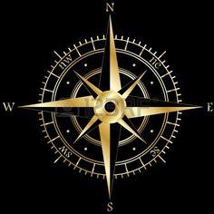 rose des vent: Vent Golden Rose Wind Tattoo, Photo Rose, Iron Man Wallpaper, Wind Rose, Nautical Compass, Compass Rose, Compass Tattoo, Tattoos For Guys, Vikings