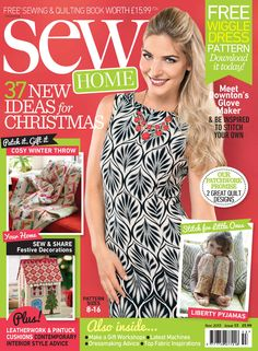 Sew  Magazine - Buy, Subscribe, Download and Read Sew on your iPad, iPhone, iPod Touch, Android and on the web only through Magzter