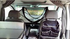 Spánok v campervane - Mercedes Viano Fun Camper Beds, Kid Beds, Campervan, Child Bed, Car Seats, Fun, Bags, Handbags, Infant Bed