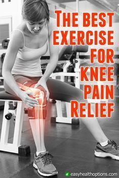 We don't usually do exercises to strengthen this muscle, so this is a MUST if you experience knee pain.