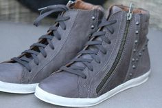 Dixie sko grå High Tops, High Top Sneakers, Wedges, Shoes, Fashion, Moda, Zapatos, Shoes Outlet, Wedge