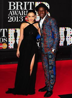 Labrinth at 2013 brit awards. love this suit