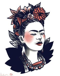 Frida by Dwam