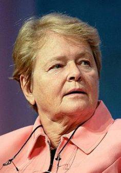Gro Harlem Brundtland  To say that politics is not for women is not only heretic but absolutely old fashioned. To those who tend to disagree, looking at Gro Harlem Brundtland's political career and activism would easily convince them.  http://www.isextraordinary.com/gro-brundtland#.UR3V9PIfnIW