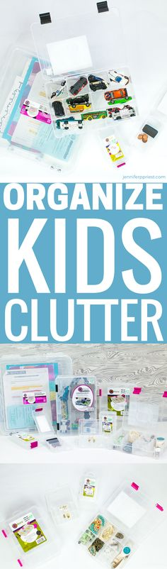 #AD #pmedia #Storagewithstyle   We all know and love Creative Options organizers for crafts but they are also perfect for organizing all over the home! Like what about organizing in the kids' rooms and bathrooms? We corralled the clutter by using @creativeoption containers from @HobbyLobby  to organize my teen daughter's makeup and jewelry and my son's school supplies, schoolwork, and toy cars. See how to organize the kids' MESS with Creative Options in this vid…