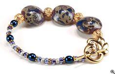 Jewelry Making Idea: Heirloom Treasure Bracelet (eebeads.com)