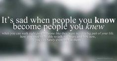 friendships :(