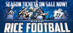 The Official Athletics Site for Rice University. Get tickets to Rice Owls athletic events including Basketball, Football, and Baseball. Rice University, Athletic Events, Get Tickets, Houston, Athlete, Football, Seasons, Sports, Soccer