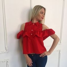 №18 | 47 фотографий блуза