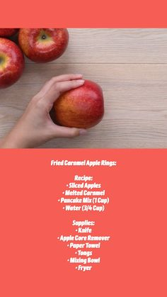 Fun Baking Recipes, Fruit Recipes, Apple Recipes, Fall Recipes, Sweet Recipes, Dessert Recipes, Cooking Recipes, Apple Desserts, Fun Desserts