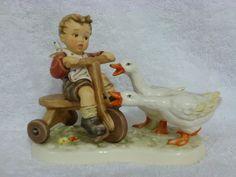 Goebel Germany Hummel Figurine Oh No #2082 TMK8