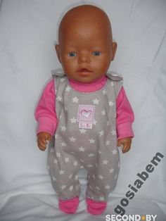 Baby Born Clothes, Bitty Baby Clothes, Doll Clothes, Beautiful Children, Beautiful Dolls, Doll Toys, Baby Dolls, Puppets, Sewing Projects