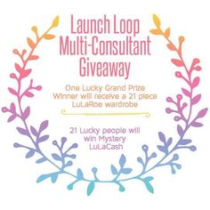 Join if you aren't already in my group to get in on the action!!!! www.facebook/groups/LuLaRoeAbiCuckovich #lularoewardrobe #lularoe #contest