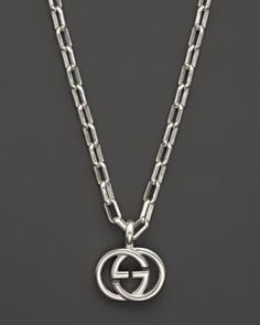 988a87eca6c5 Gucci Double G Necklace - now available at Keswick Jewelers in Arlington  Heights, IL 60005