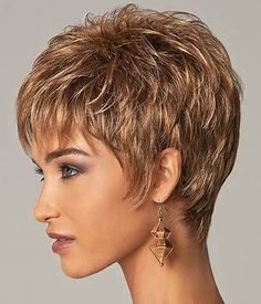Hairstyles Brown Straight Cropped Wigs Hairstyles Brown Straight Cropped Men Wigs, Mens Punk Wigs Related Cute Short Pixie Haircuts 2019 - Page 17 of 36 - Lead HairstylesBest Short Hairstyles Short Hair With Layers, Short Hair Cuts For Women, Short Hairstyles For Women, Straight Hairstyles, Short Cuts, Short Grey Hair, Short Pixie Haircuts, Pixie Hairstyles, Braided Hairstyles