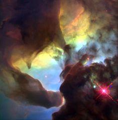 ハッブル宇宙望遠鏡が捉えた宇宙