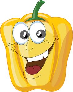 View album on Yandex. Vegetable Cartoon, Funny Fruit, Fruit Cartoon, Food Clipart, Smileys, Fruit Art, Autumn Activities, Fruit And Veg, Food Humor