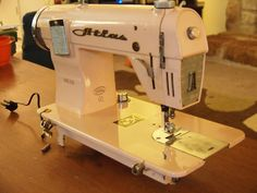 Tupelo Creative: Atlas Precision Sewing Machine - and why you should pack sewing machines appropriately for shipping