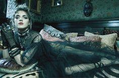 <p>Photographer: Greg Kadel Stylist: Charles Varenne Hair: Ward Make-Up: Maud Laceppe</p>