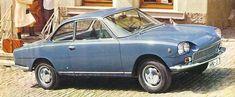 Neckar Mistral - 1962 - Designed by Michelotti