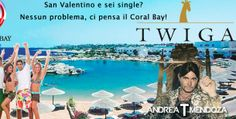 San Valentino e sei single? Nessun problema ci pensa il Domina Coral Bay. Scopri come!