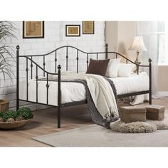 Baxton Studio Daybed
