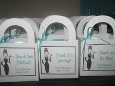 Breakfast at Tiffanys Party Ideas | Photo 8 of 38: Breakfast at Tiffanys / Bridal/Wedding Shower Bling ...